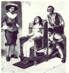Spanischer bock
